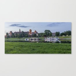 Wawel Castle. Canvas Print
