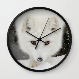 Fixated Wall Clock