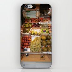 spanish produce  iPhone & iPod Skin
