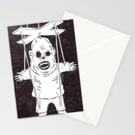 At the testing facility. Part 10 Stationery Cards