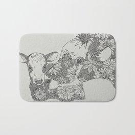 Cow Mandala Bath Mat