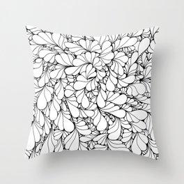 Swirl To Me Throw Pillow