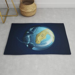 The Sea Dragon Rug