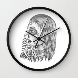 Departed Soul Wall Clock
