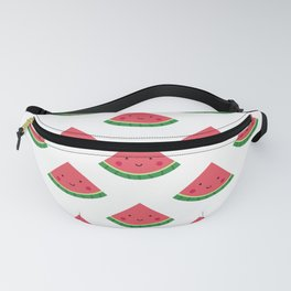 Cute Watermelon Pattern Fanny Pack