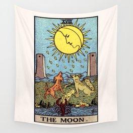 XVIII. The Moon Wall Tapestry