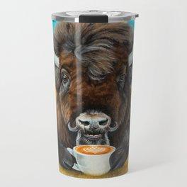 Bison Latte Travel Mug