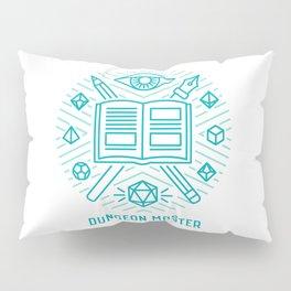 Dungeon Master Emblem Pillow Sham