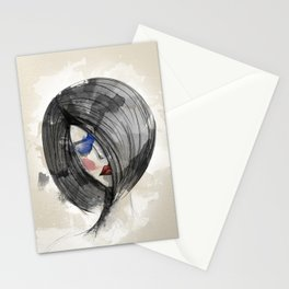 Girlie 02 Stationery Cards