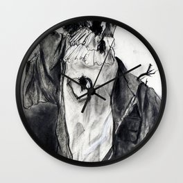 Scarecrow Wall Clock