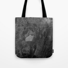 ruined wall Tote Bag