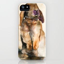 BUNNY #5 iPhone Case