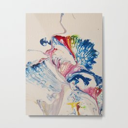 My Ailey Dancer Metal Print