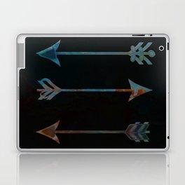 arrow minded texturized Laptop & iPad Skin