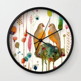 pour te retrouver Wall Clock