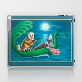 The Owl & the Pussycat Laptop & iPad Skin
