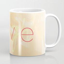 Love / Laugh Coffee Mug
