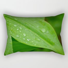 Lily of the valley Rectangular Pillow