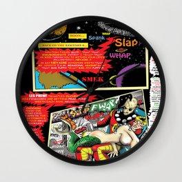 Page #5 of Tex Watt's (UNCENSORED) SUNDAY COMIX POP-ART Wall Clock