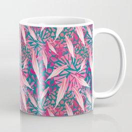 Flamingo Feather Flock Coffee Mug