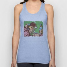 Knuckle Dragger Unisex Tank Top