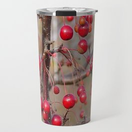 Autumn Berries Travel Mug