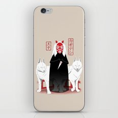 Ouji Kaonashi iPhone & iPod Skin