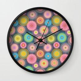SpiroSuperNova Wall Clock