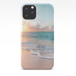 Pink Sea iPhone Case