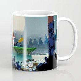 Bear and Fox Coffee Mug