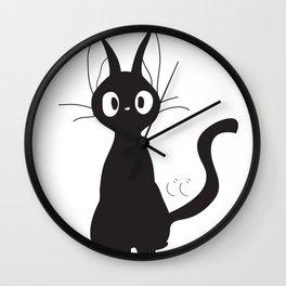 JiJi- Kikis delivery service Wall Clock
