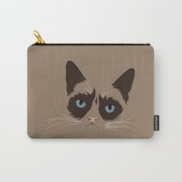 Grumpy Tard Carry-All Pouch
