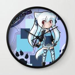 CHIBI PUNK SHIROTSUKI Wall Clock