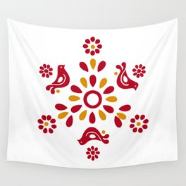 Pyrex Friendship Wall Tapestry