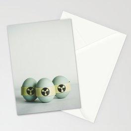 Nuke Egg Stationery Cards