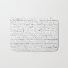 Brick Wall Bath Mat