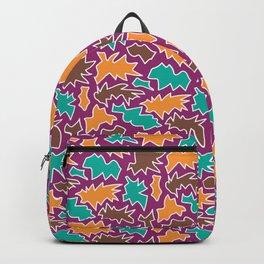 Jagged Edge Backpack