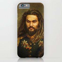 Jason Momoa - replaceface iPhone Case