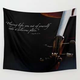 Delirious Place Wall Tapestry
