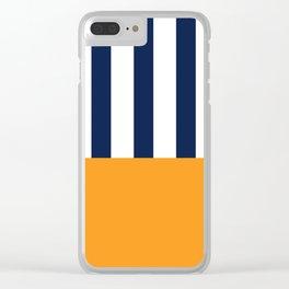 Sunny beach Clear iPhone Case