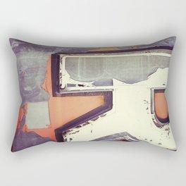 Redo Rectangular Pillow