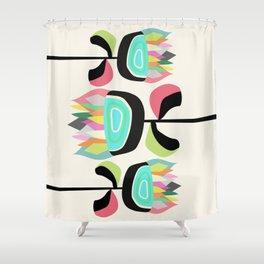 Joyful Plants Shower Curtain