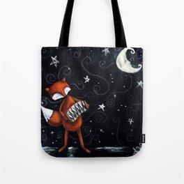 Moon Songs Tote Bag