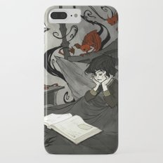 All Hallows Read iPhone 7 Plus Slim Case