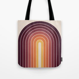 Gradient Arch - Sunset Tote Bag