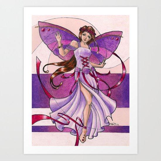Paige Art Print