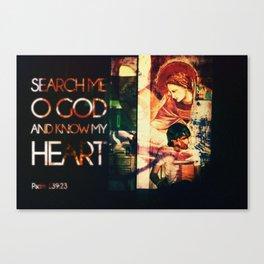 Search Me... Canvas Print