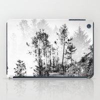 woodland iPad Cases featuring Woodland by Schwebewesen • Romina Lutz