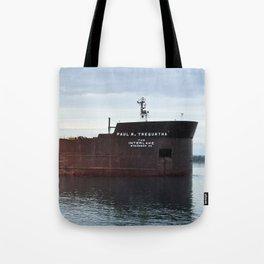 Paul R Tregurtha Tote Bag