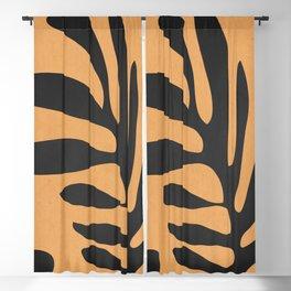 Minimal Abstract Art 10 Blackout Curtain
